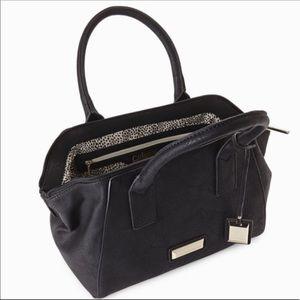 Catherine Malandrino Bags - Catherine Malandrino Black Lilly Satchel Bag